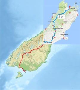 NZ南島2