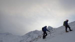 前日の内に課題をほぼ消化したので、頂上を目指すのみ!